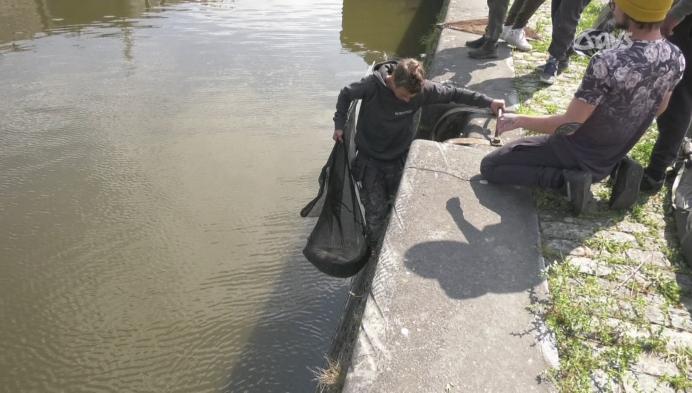 Vissers moeten opkrassen