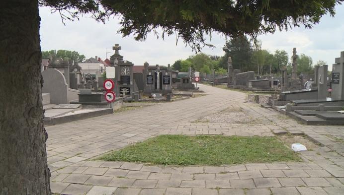 125 000 Euro voor hernaanleg begraafplaats Zelzate