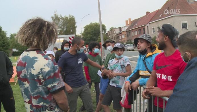 Adil El Arbi scout filmtalent in Nieuw Gent
