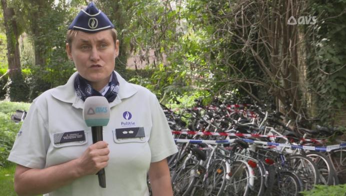 Politie Gent treft 85 gestolen fietsen aan in een huis aan de brugsesteenweg