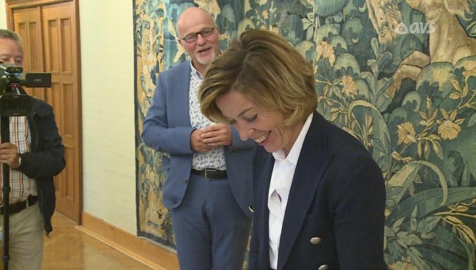 Oost-Vlaanderen heeft eindeljik weer een gouverneur