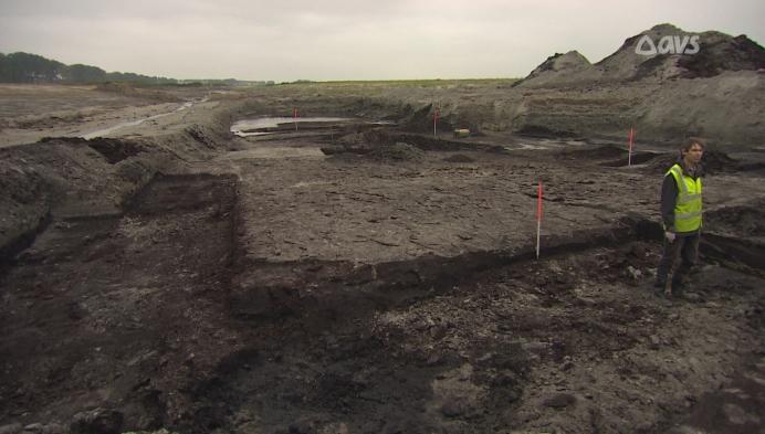 Archeologisch onderzoek in de Hedwigepolder