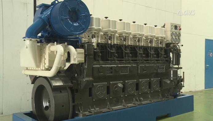 Wereldprimeur: beHydro stelt motor op waterstof voor