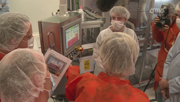 Ontex produceert 80 miljoen mondmaskers per jaar