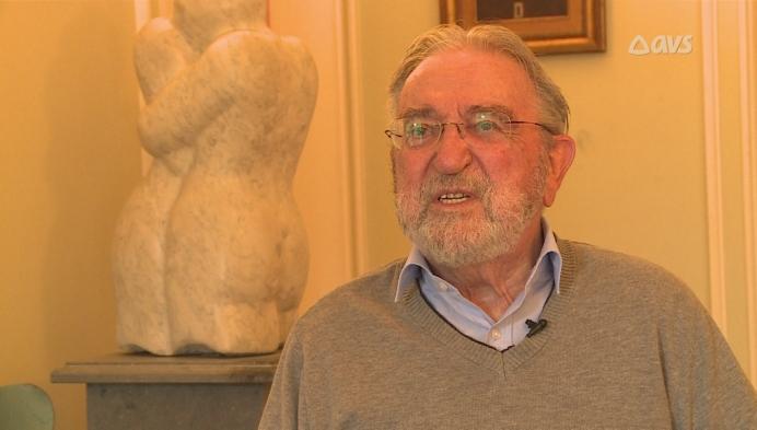 Herman De Croo, fiere vader van de premier