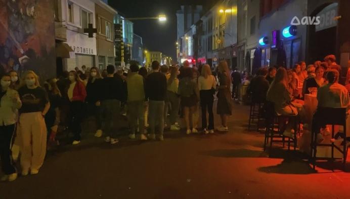 Gent past sluitingsuren restaurants aan