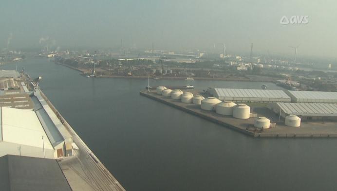 Miljoenenproject in Gentse haven zal CO2-uitstoot fors verminderen